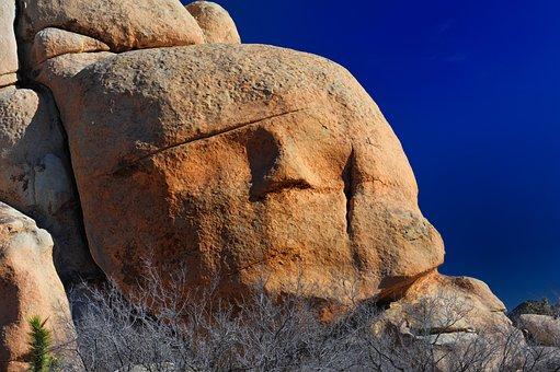 Rock, Desert, Nature, Landscape, Sky, Stone, Outdoor