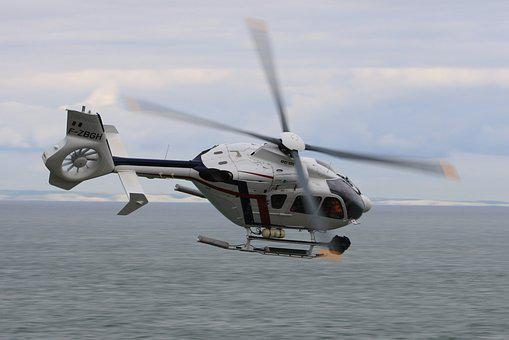 Helicopter, Fly, Rotor Blades, Rotor, Aircraft, Heli