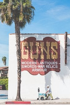 Guns, Antiques, Pawn Shop, Mexican, Las Vegas, Mexico