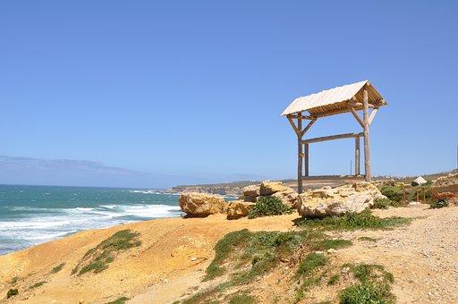 Ericeira, Costa, Mar, Field, Beach, Water, Nature