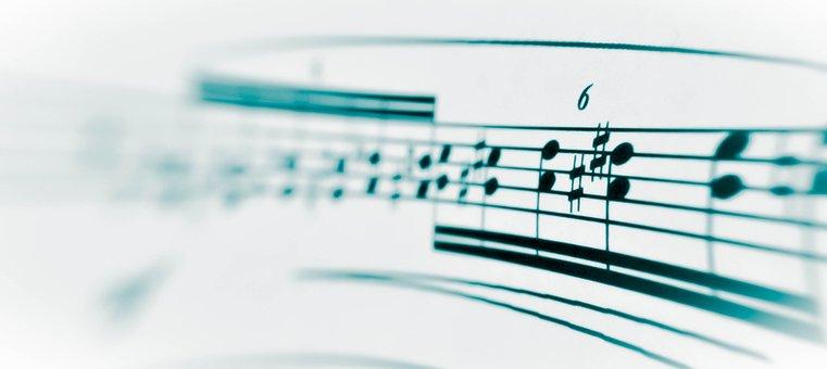 Music, Notenblatt, Melody, Compose, Staff, Sing