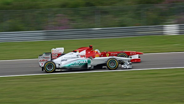Formula 1, Car Racing, Speed, Motorsport, Racing