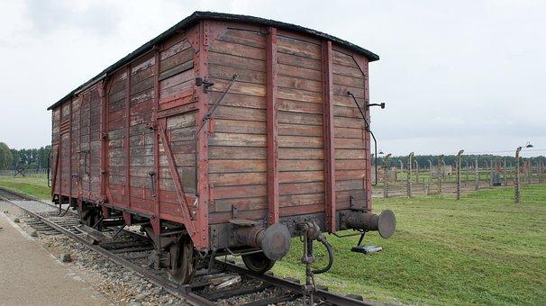 Auschwitz, Train, Transport, War, Prosecution, Jews