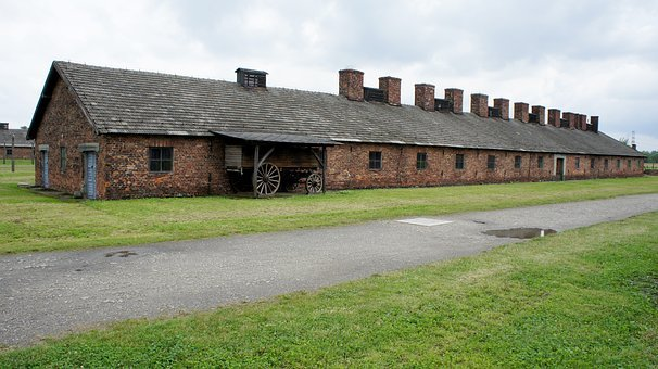 Concentration Camp, Auschwitz, Barn, Prosecution
