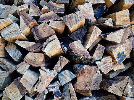 Firewood, Split, Cut, Wood, Stack, Chopped