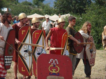 Gallic, Auvergne, War