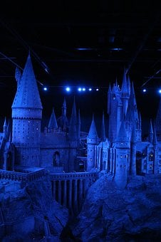 Hogwarts, Harry, Potter, Magic, Wizards