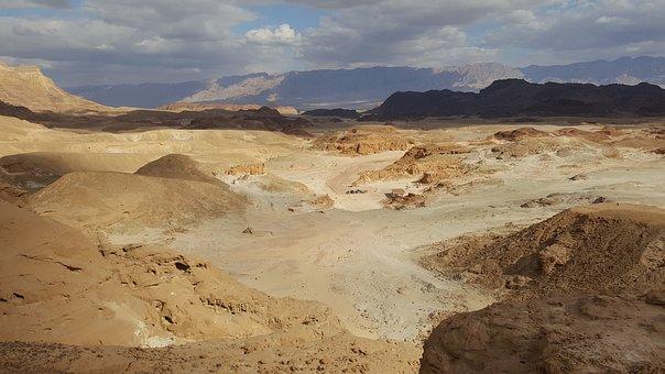 Israel, Mountains, Nature, Rock, Natural