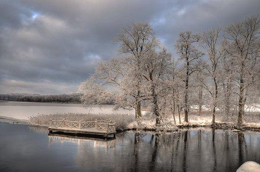 Winter, Nääs, Hdr