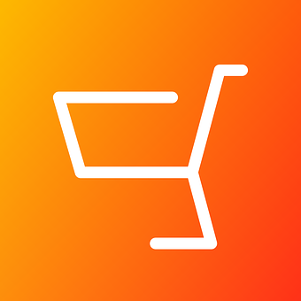 Shopping Cart, Purchasing, Food, Supermarket, Online