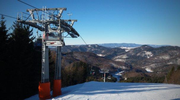 Salamander Resort, Ski Resort, The štiavnica Hills