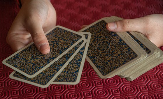 Playing Cards, Cards, Player, Distribute, Tarot