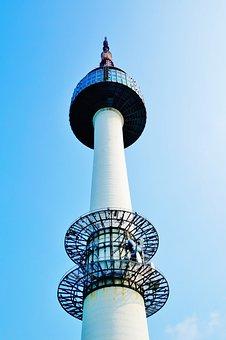 Korea, Seoul, Tower