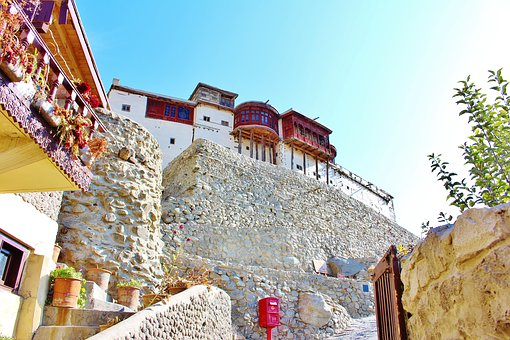 Baltit Fort, Hunza, Pakistan, Historical, Landmark