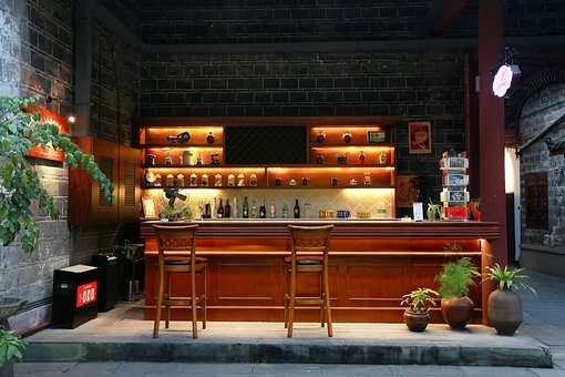 The Ancient Town, Republic Of China, Bar, Inn