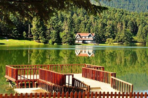 Bolu, Abant, Lake