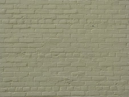 Brick Wall, Sage, Background, Texture, Structure, Brick