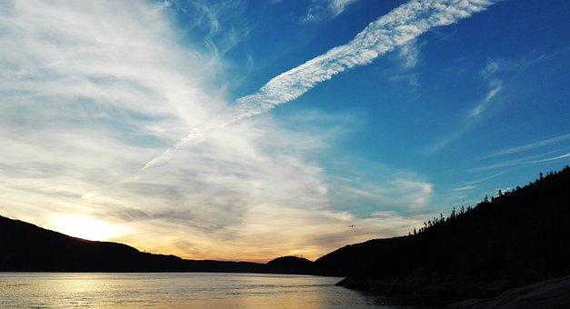 Saguenay, Fjord, Canada, Landscape, Québec, Lake, River