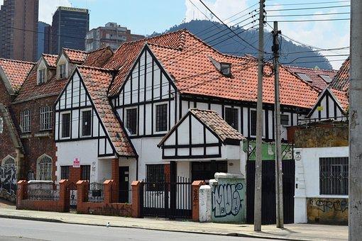 Bogotá, Architecture, Buildings, City, Colombia, Bogota