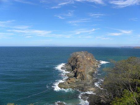 Costa Rica, Playa Ocotal, Guanacaste