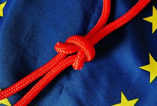 Banner, Blue, Euro Flag, Europe, Europe Flag, Eu Flag