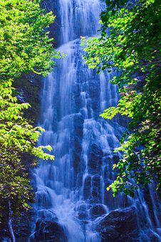 Smokey Mountains, Water, Falls