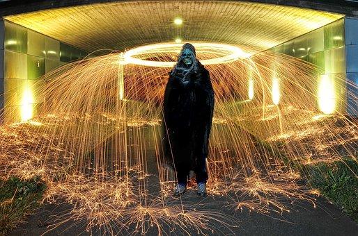 Alingsås, Fire, Firework