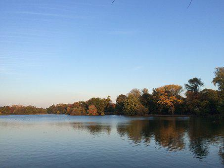 Prospect Park, Lake, Brooklyn