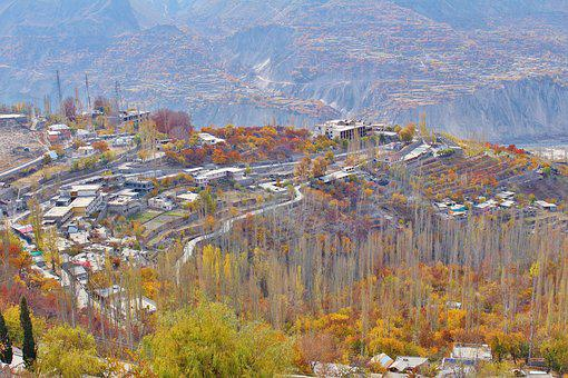 Hunza, Pakistan, Mountain, Travel, Valley, Landscape
