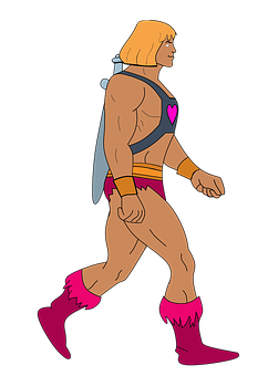 He-man, Muscle, Anabolic, Love, Held