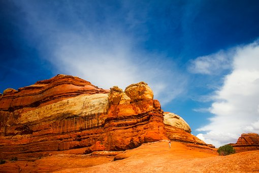Utah, Mountains, Sky, Clouds, Landscape, Scenic, Nature
