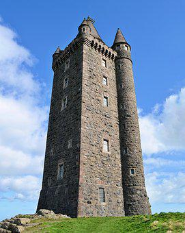 Scrabo Tower, Tower, Newtownards, Scrabo, Ireland