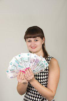 Girl, Money, Holds, Win, In The Hands, Fan, Shows