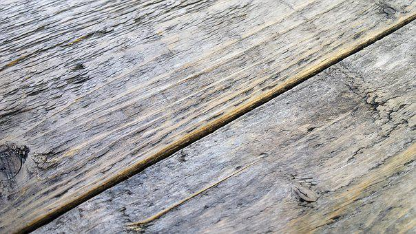 Wood, Floor, Table, Planking, Veins, Old Wood