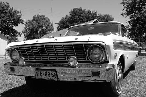 Mustang, Ford, Valdivia Chile