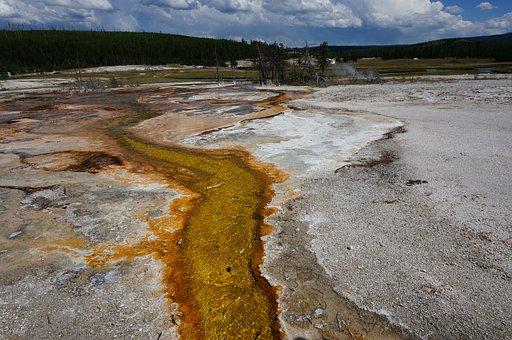 Yellowstone, Geezer, Park