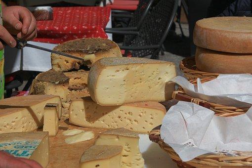 Cheese, Made In Malga, Asiago