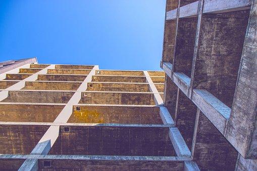 Structure, Building, Architecture, House, City, Urban