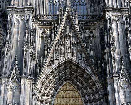 Dom, Cologne Cathedral, Landmark, Church, Christianity