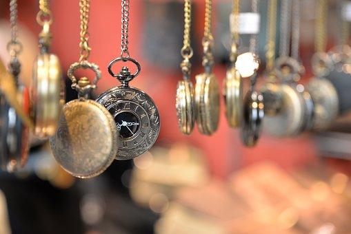 Steampunk, Pocket Watch, Costume, Accessories, Fantasy