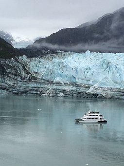 Alaska, Glacier, Travel