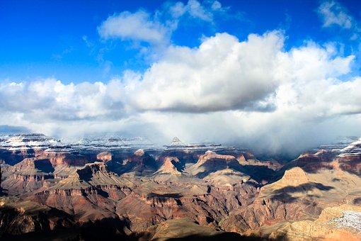 Grand Canyon, Usa, Canyon, Grand, Park, National