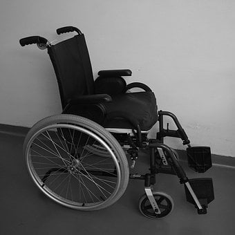 Wheelchair, Handicap, Disabled, Health