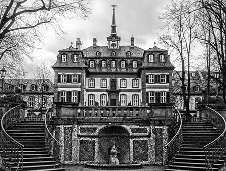 Bolongaro Palace, Maximum, Frankfurt, Hesse, Germany