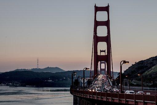 San Francisco, California, Bay Area, Highway 1, Pch