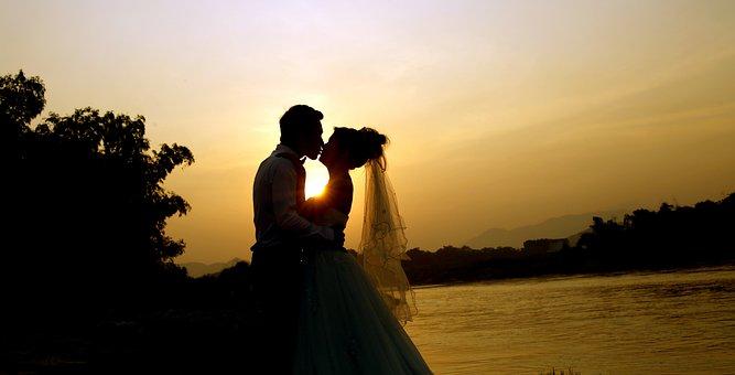 Sunset, Sidebar, The River, Ha Tinh