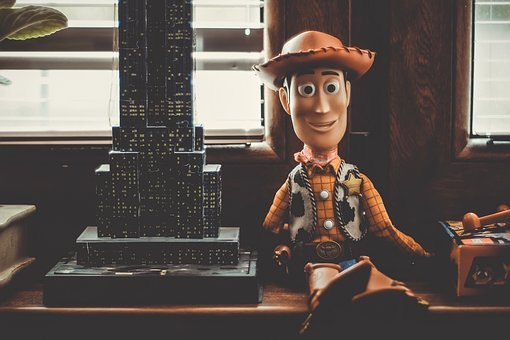 Toy, Toy Story, Childhood, Little, Action, Figure, Room