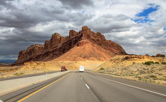 Utah, Grand, National, Usa, Travel, Southwest, Famous