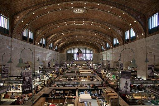 West Side Market, Cleveland, Ohio City