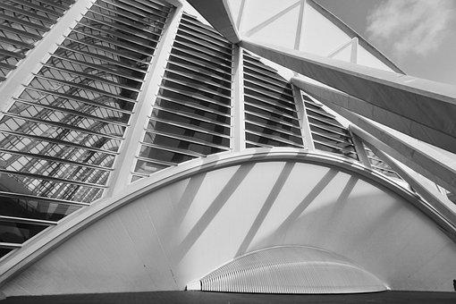 Architecture, Valencia, City Science, Science, Arts